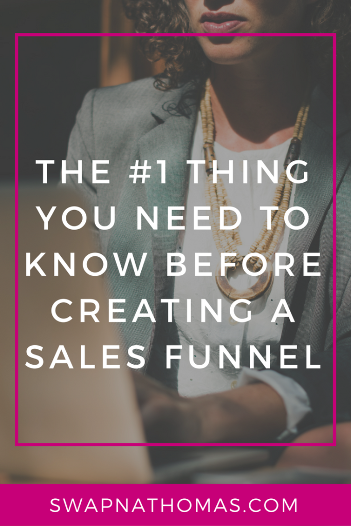 You need to know before creating a funnel